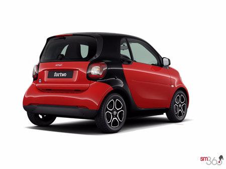 smart fortwo coupé EQ 2019 - photo 2