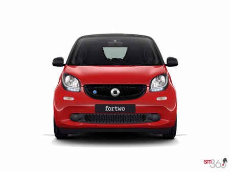 smart fortwo coupe EQ 2019 - photo 1