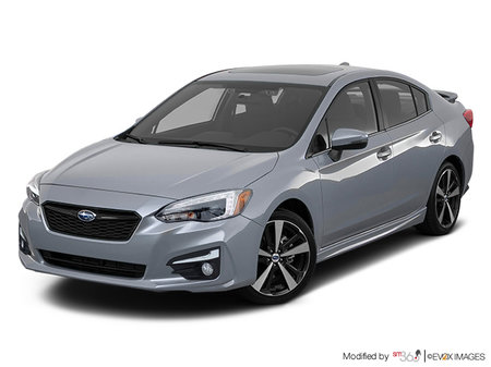 Subaru Impreza 4-door Sport-tech with EyeSight 2019 - photo 1