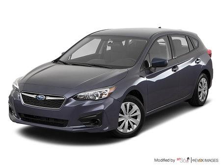 Subaru Impreza 5-door Convenience 2019 - photo 2