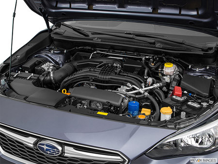 Subaru Impreza 5-door Convenience 2019 - photo 4