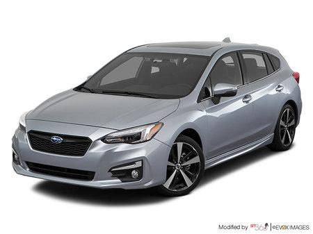 Subaru Impreza 5-door Sport-tech with EyeSight 2019 - photo 1