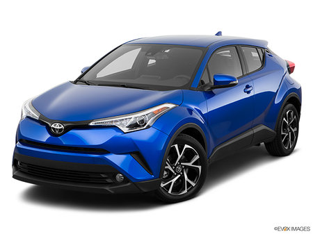 Toyota C-HR XLE Premium 2019 - photo 4