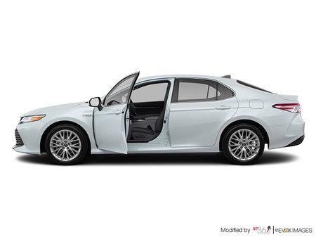 Toyota Camry Hybride XLE 2019 - photo 1