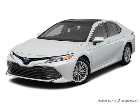 Toyota Camry Hybride XLE 2019 - photo 3