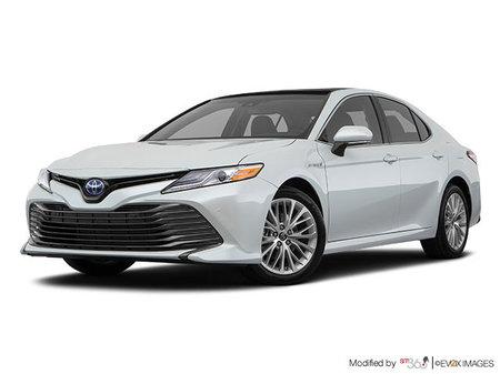 Toyota Camry Hybrid XLE 2019 - photo 3