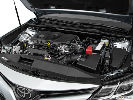 Toyota Camry LE 2019 - photo 4