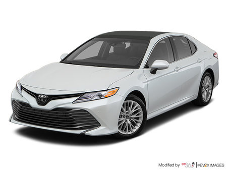 Toyota Camry XLE 2019 - photo 2