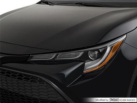 Toyota Corolla Hatchback SE Upgrade 2019 - photo 4