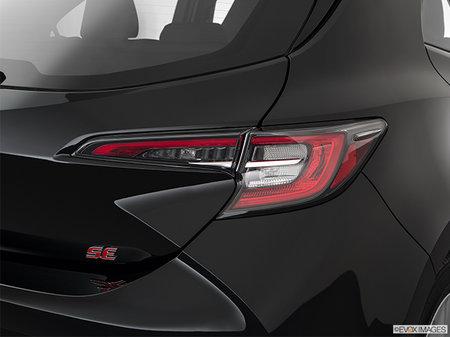 Toyota Corolla Hatchback SE Upgrade 2019 - photo 1