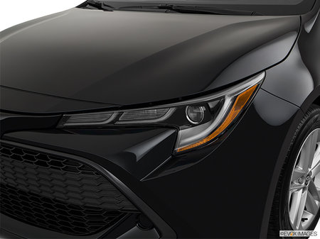 Toyota Corolla Hatchback SE 2019 - photo 1