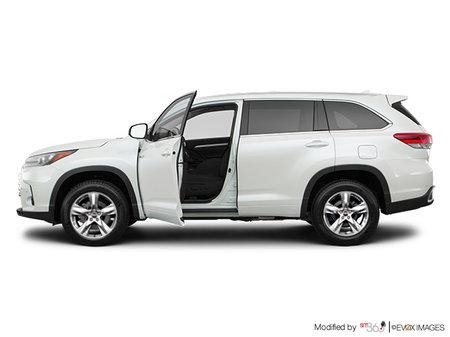 Toyota Highlander Hybride LIMITED 2019 - photo 1