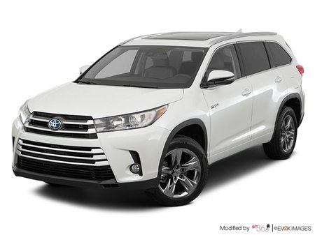 Toyota Highlander Hybride LIMITED 2019 - photo 1