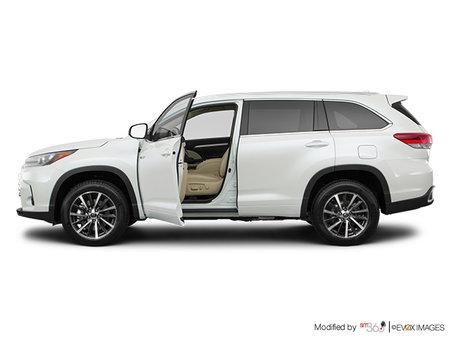 Toyota Highlander Hybride XLE 2019 - photo 1