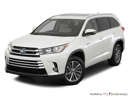 Toyota Highlander Hybrid XLE 2019 - photo 1