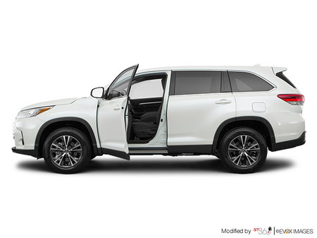 Toyota Highlander LE V6 AWD 2019 - photo 1
