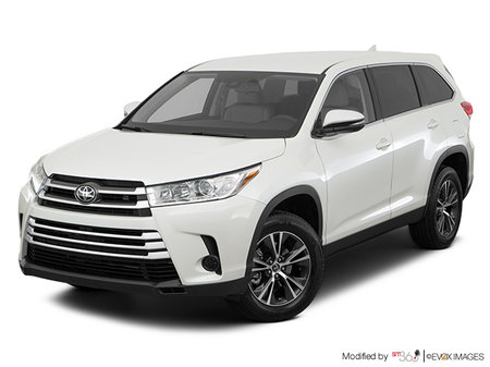 Toyota Highlander LE V6 AWD 2019 - photo 2