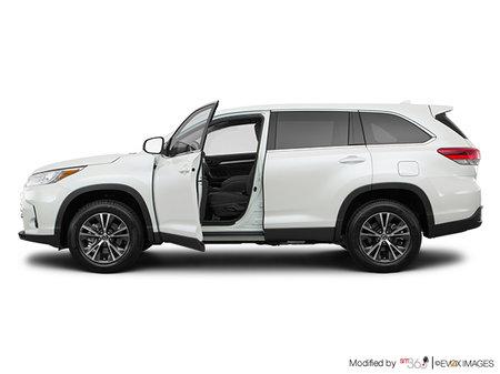 Toyota Highlander LE V6 FWD 2019 - photo 1