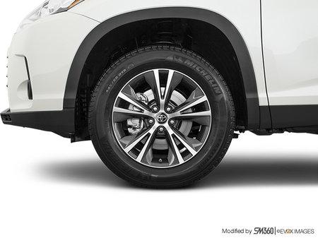 Toyota Highlander LE V6 FWD 2019 - photo 4