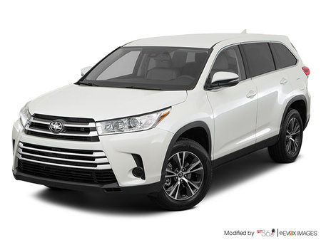 Toyota Highlander LE V6 FWD 2019 - photo 2