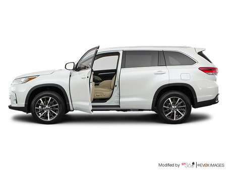 Toyota Highlander XLE V6 AWD 2019 - photo 1