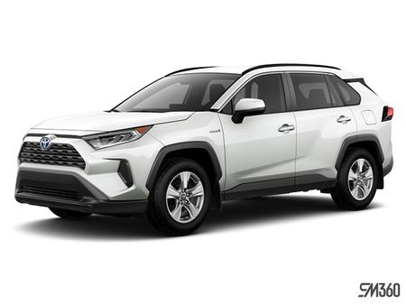 Toyota RAV4 Hybrid LE 2019 - photo 2