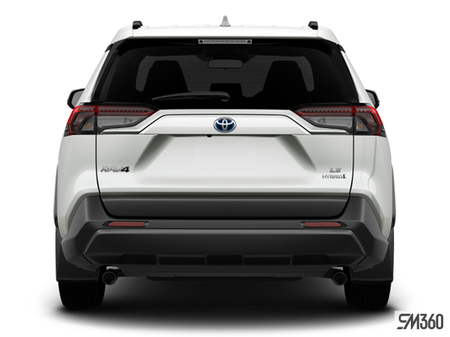 Toyota RAV4 Hybride LE 2019 - photo 1