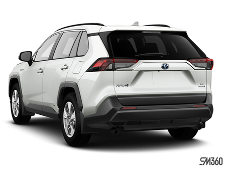Toyota RAV4 Hybrid LE 2019 - photo 2