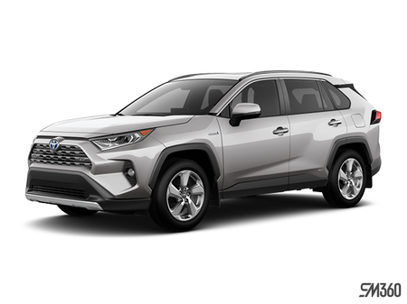 Toyota RAV4 Hybrid LIMITED 2019 - photo 2