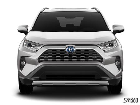 Toyota RAV4 Hybrid LIMITED 2019 - photo 3