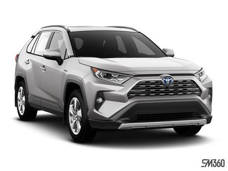 Toyota RAV4 Hybrid LIMITED 2019 - photo 4