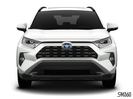 Toyota RAV4 Hybride XLE 2019 - photo 3