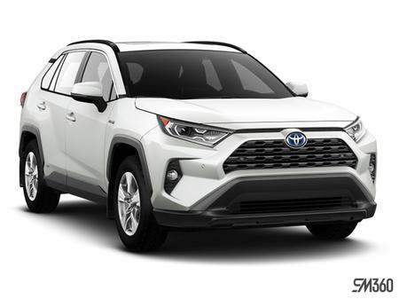 Toyota RAV4 Hybrid XLE 2019 - photo 4