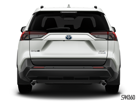 Toyota RAV4 Hybrid XLE 2019 - photo 1