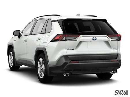 Toyota RAV4 Hybrid XLE 2019 - photo 2
