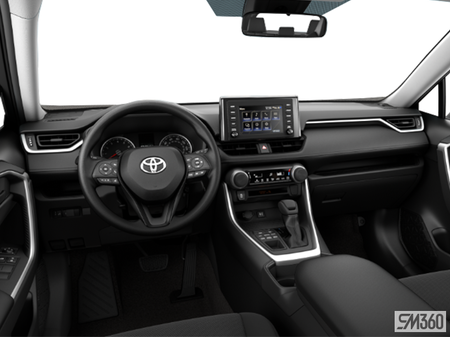 Toyota RAV4 AWD LE 2019 - photo 1