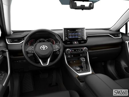 Toyota RAV4 AWD LIMITED 2019 - photo 1