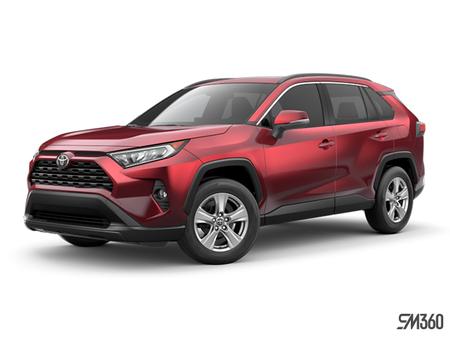 Toyota RAV4 FWD XLE 2019 - photo 2