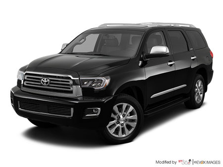Toyota Sequoia PLATINUM 5,7L 2019 - photo 1