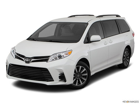Toyota Sienna LE AWD V6 7-PASS 8A 2019 - photo 3