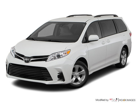 Toyota Sienna LE V6 8-PASS 8A 2019 - photo 2