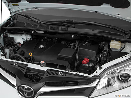 Toyota Sienna LE V6 8-PASS 8A 2019 - photo 3