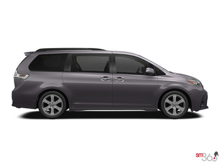 Toyota Sienna SE AWD V6 7-PASS 8A 2019 - photo 1