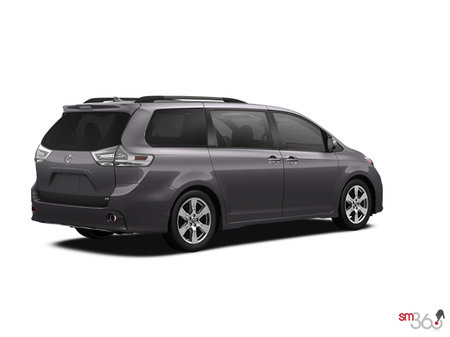 Toyota Sienna SE AWD V6 7-PASS 8A 2019 - photo 2