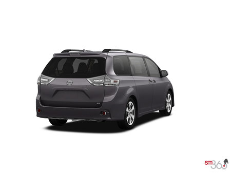 Toyota Sienna SE V6 8-PASS 8A 2019 - photo 3