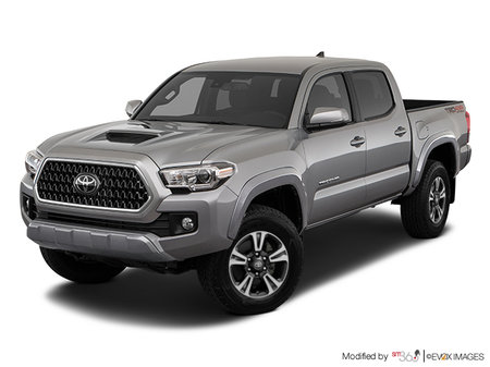 Toyota Tacoma 4X4 DOUBLE CAB V6 6M SB 2019 - photo 2