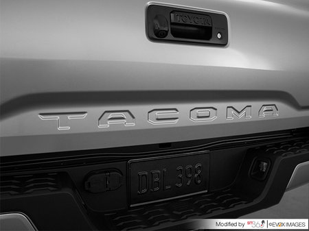 Toyota Tacoma 4X4 DOUBLE CAB V6 LTD SB 2019 - photo 1