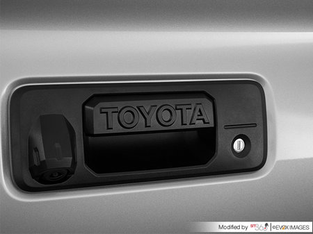 Toyota Tacoma 4X4 DOUBLE CAB V6 LTD SB 2019 - photo 2