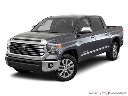 Toyota Tundra 4x4 crewmax limited 5.7L 2019 - photo 1