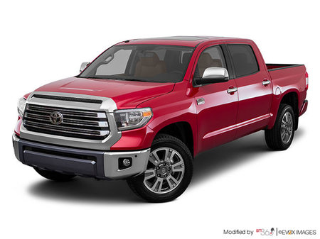 Toyota Tundra 4x4 crewmax platinum 5.7L 2019 - photo 3